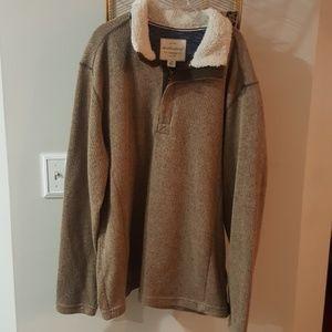 Men's Quarter Zip Pullover
